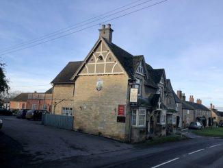 The New Inn Willersey on adventures in our van blog